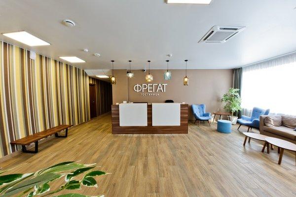 гостиница Фрегат - фото 16