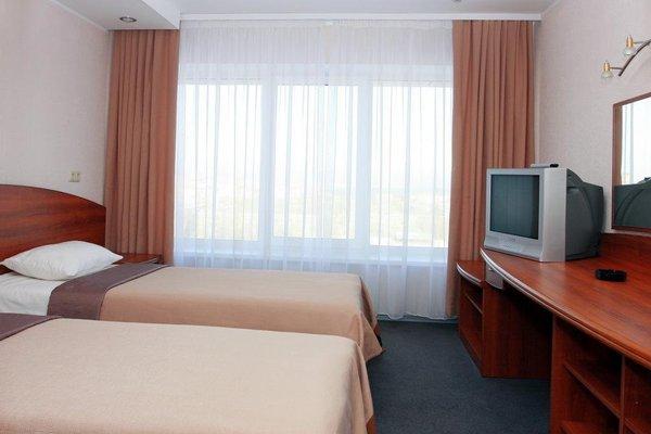 Отель Первоуральск - фото 7