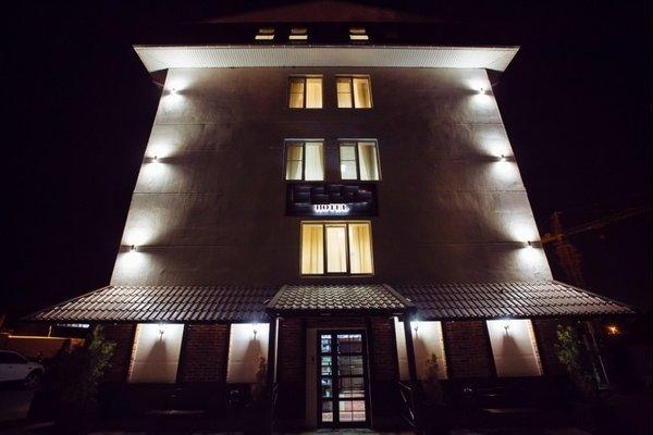 Отель Дублин - фото 23