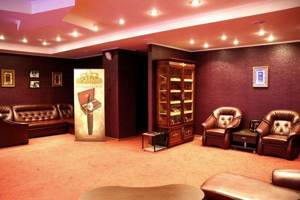 Талнах Отель - фото 6