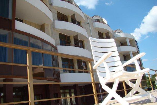 Отель Морской Клуб - фото 23