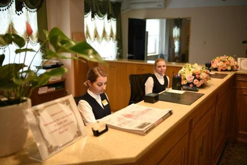 Гостиница Даниловская - фото 16