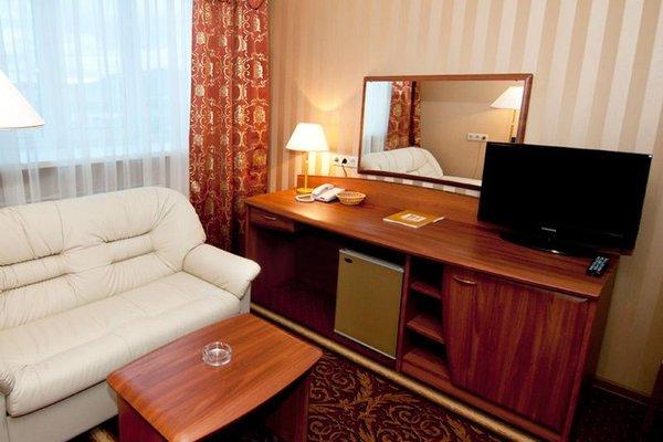 Бизнес отель Лапландия - фото 11