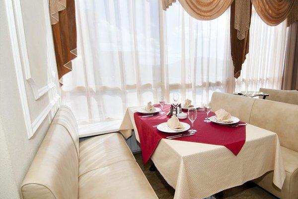 Бизнес отель Лапландия - фото 19