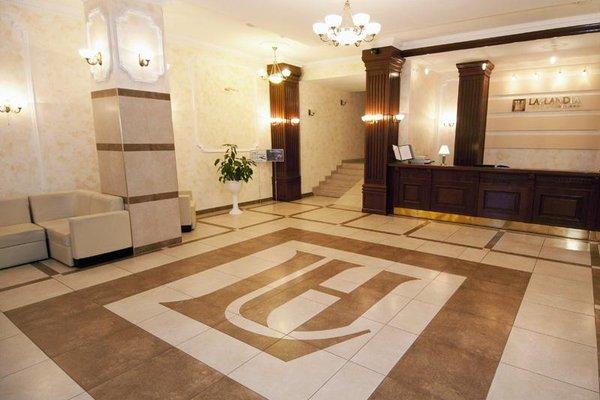 Бизнес отель Лапландия - фото 20
