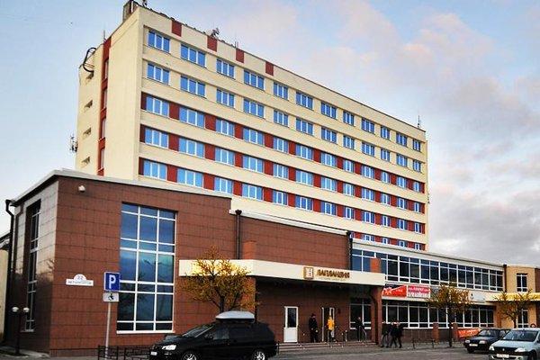 Бизнес отель Лапландия - фото 23