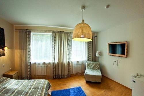 Эко Отель Большая Медведица - фото 10