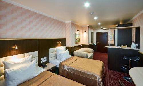 Отель Форум - фото 2