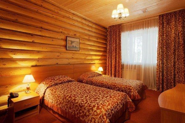 Отель Семигорье - фото 1