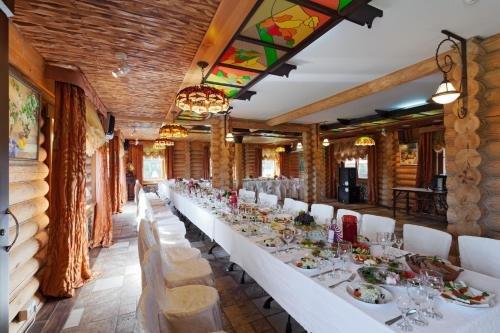 Отель Семигорье - фото 12
