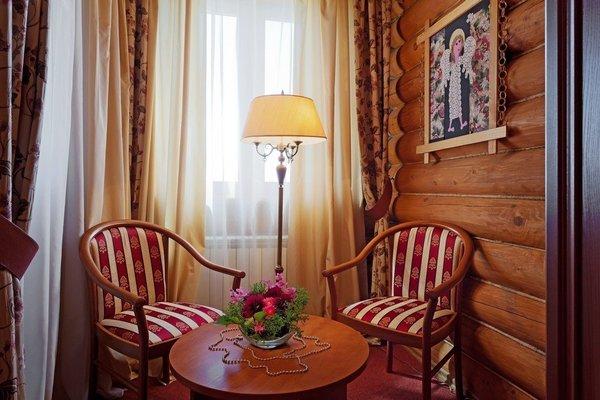 Отель Семигорье - фото 4