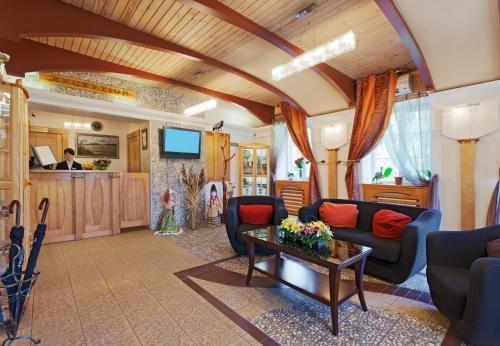 Отель Семигорье - фото 6