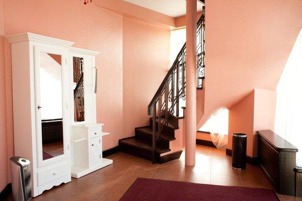 Отель Подлеморье - фото 17