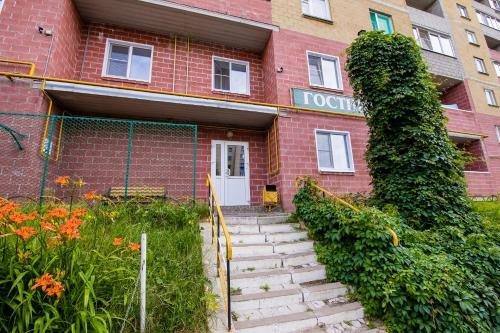 Гостиница Три Пескаря - фото 50