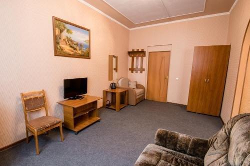 Гостиница Три Пескаря - фото 10