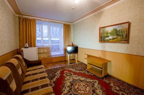 Гостиница Три Пескаря - фото 13