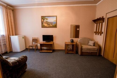 Гостиница Три Пескаря - фото 15