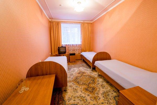 Гостиница Три Пескаря - фото 2