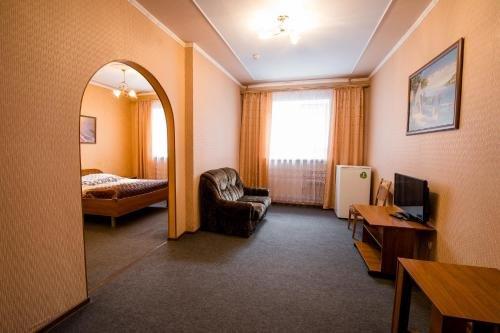Гостиница Три Пескаря - фото 6