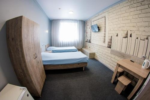 Гостиница Три Пескаря - фото 8