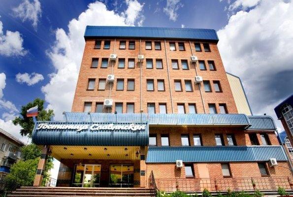 Гостиница Славянская - фото 50