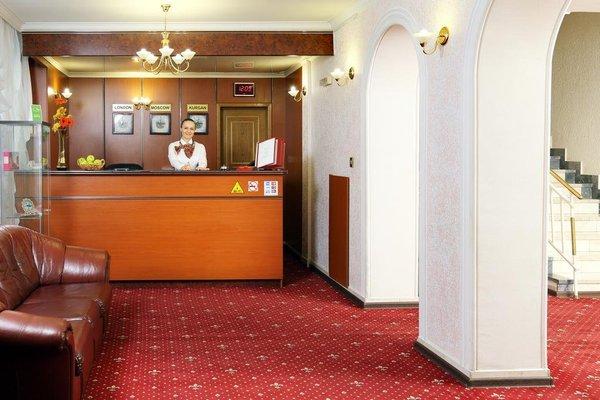Гостиница Славянская - фото 20