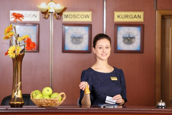 Гостиница Славянская - фото 22