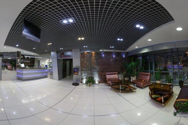 Бизнес-отель Космос - фото 19