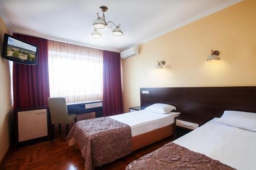 Гостиница Красноярск - фото 1