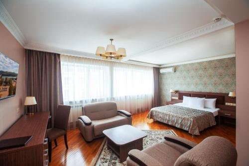 Гостиница Красноярск - фото 2