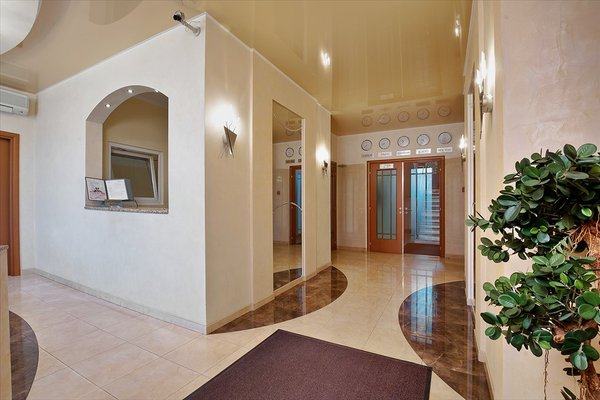 Отель Юг - фото 19