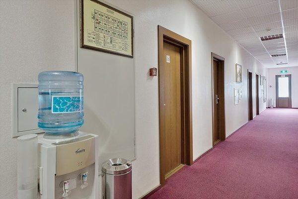 Отель Юг - фото 20