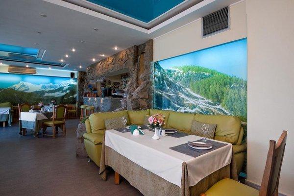 Отель Юг - фото 22