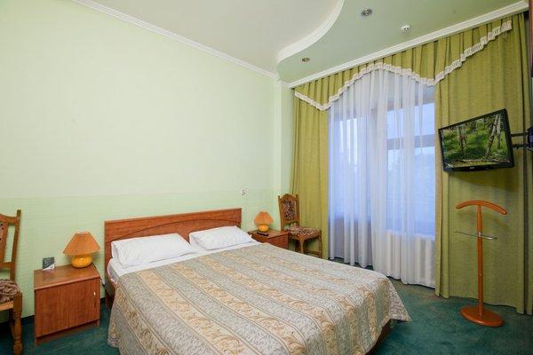 Отель Юг - фото 4