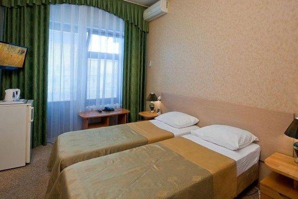 Отель Юг - фото 5