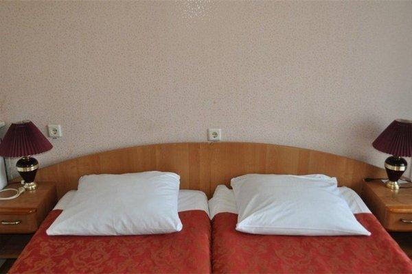 Отель Юг - фото 7