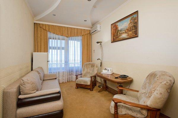 Отель Юг - фото 9