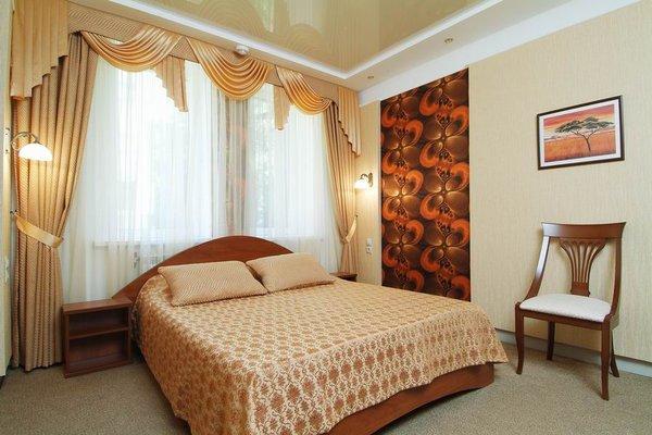 Отель Платан - фото 6