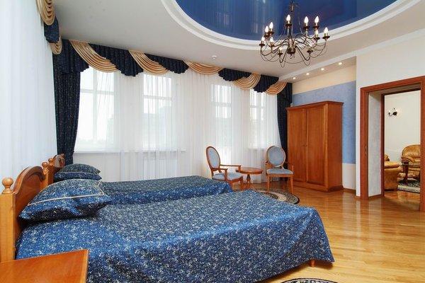 Отель Платан - фото 1