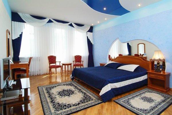Отель Платан - фото 2
