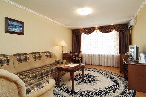 Отель Платан - фото 5