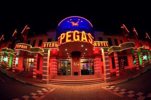 Отель Пегас - фото 22