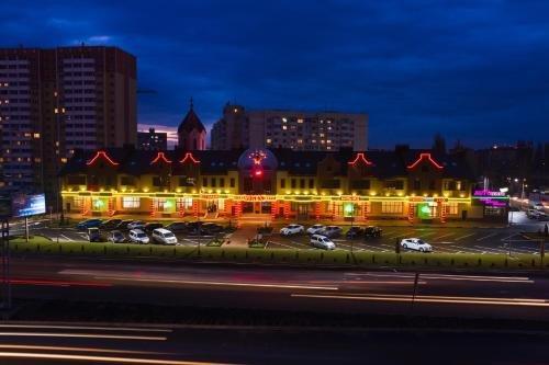 Отель Пегас - фото 23