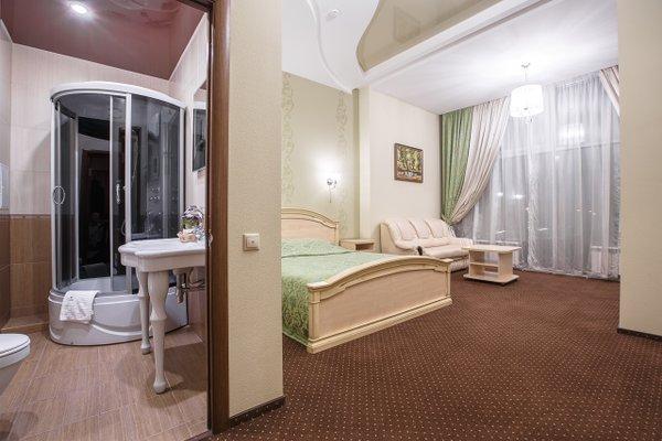 Отель Crystal - фото 2