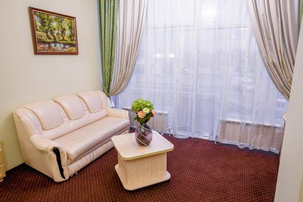 Отель Crystal - фото 5