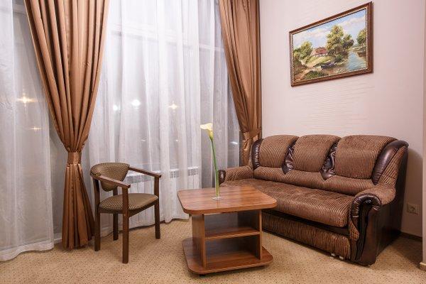 Отель Crystal - фото 7