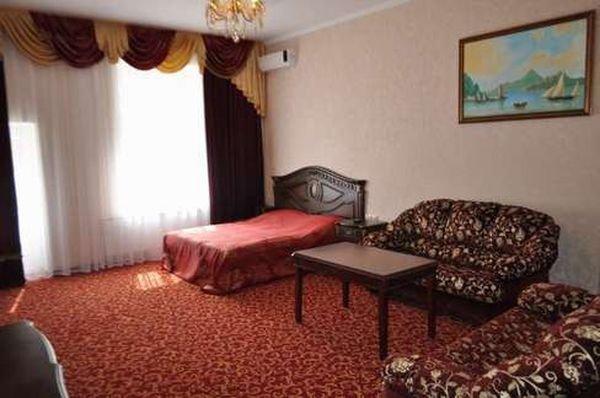 Гостиница Валенсия - фото 1