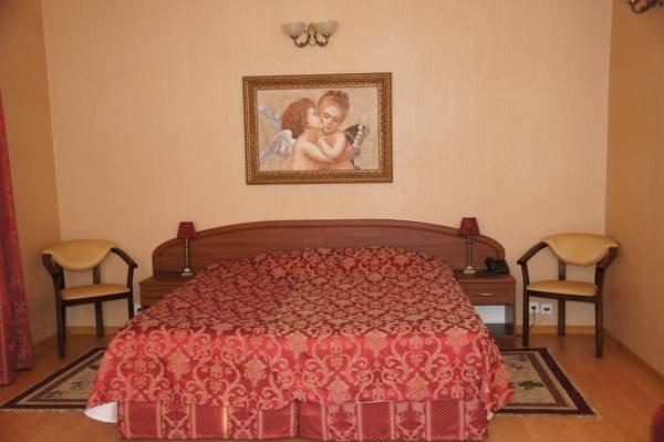 Отель Визит - фото 1