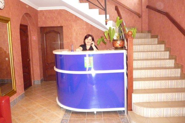 Отель Маркиз - фото 16