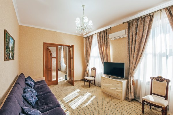 Резидент Отель - фото 4